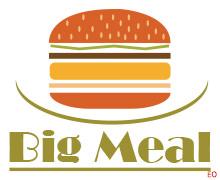 Big Meal Karachi Logo