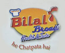 Bilal Broast Health & Taste Karachi Logo