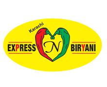 Biryani Express - DHA Lahore Logo