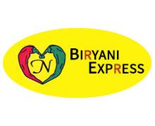 Biryani Express - Bahria Town Lahore Logo