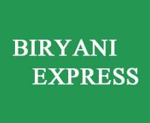 Biryani Express - Gulberg 3 Lahore Logo