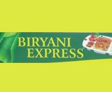 Biryani Express Lahore Logo