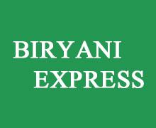 Biryani Express, Shadman Lahore Logo