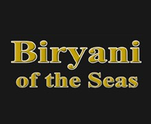 Biryani of the Seas - Clifton Karachi Logo