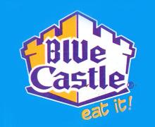 Blue Castle, Egerton Road Lahore Logo