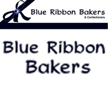 Blue Ribbon Bakers, Gurumandir Karachi Logo