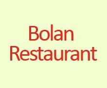 Bolan Restaurant Karachi Logo