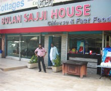 Bolan Sajji, Chinese and Fast Food Karachi Logo