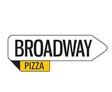 Broadway Pizza - SMCHS Karachi Logo