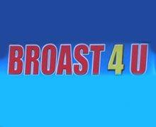 Broast 4u Karachi Logo