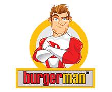 Burger Man Lahore Logo