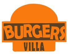 Burger Villa, Valencia Town Lahore Logo