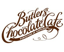 Butlers Chocolate Cafe, Dolmen Mall Clifton Karachi Logo