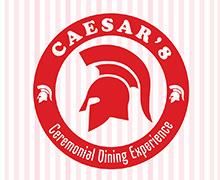 Caesar's 8 Islamabad Logo