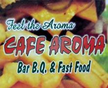 Cafe Aroma Karachi Logo