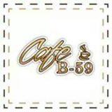 Cafe B59 Lahore Logo