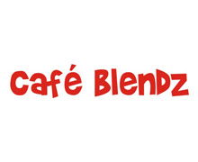 Cafe Blendz Islamabad Logo