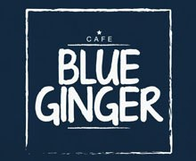 Cafe Blue Ginger Karachi Logo