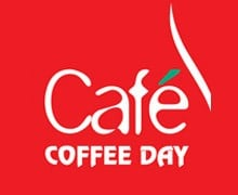 Cafe Coffee Day, Zamzama Karachi Logo