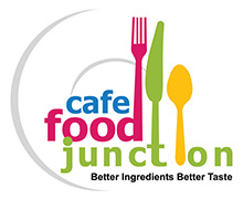 Cafe Food Junction Karachi Logo