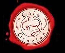 Cafe Gracias Karachi Logo