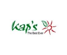 Kaps Cafe Lahore Logo