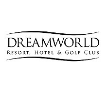 Cafe Lagoon, Dreamworld Karachi Logo