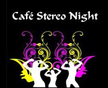 Cafe Stereo Nights Lahore Logo