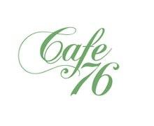 Cafe - 76 Karachi Logo