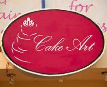 Cake Art Lahore Logo