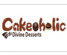 Cakeoholic Karachi Logo