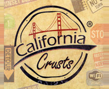 California Crusts Lahore Logo