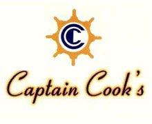Captain Coook Lahore Logo