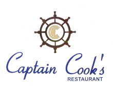 Captain Cook's Islamabad Logo