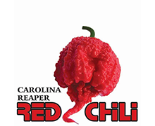 Carolina Reaper Red Chili