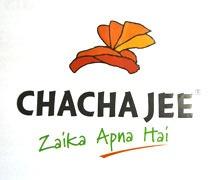 Chacha Jee, Atrium Mall Karachi Logo