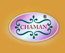 Chaman Ice Cream, Faisal Town Lahore Logo