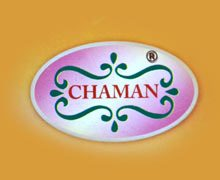 Chaman Ice Cream Multan Logo