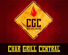 Char Grill Central Islamabad Logo