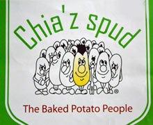 Chiaz Spud, Atrium Mall Karachi Logo