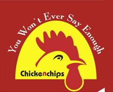 ChickeNchips, E-8 Islamabad Logo