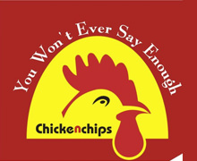 Chicken-n-Chips I-8 Islamabad Logo