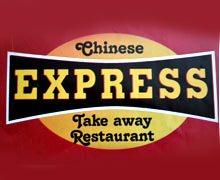 Chinese Express Karachi Logo