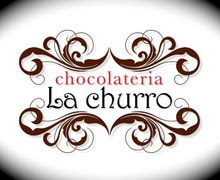 Chocolateri Cafe La Churro Lahore Logo