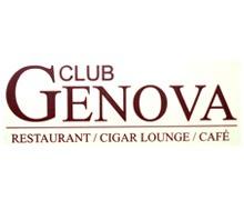 Club Genova, DHA Karachi Logo