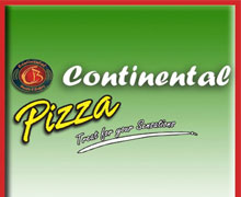 Continental Pizza Karachi Logo