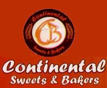 Continental Sweets & Bakers Karachi Logo