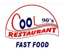 Cool 90s Karachi Logo