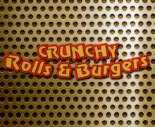 Crunchy Roll & Burger Karachi Logo