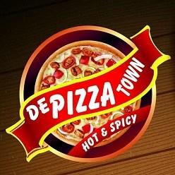 De Pizza Town - Saddar